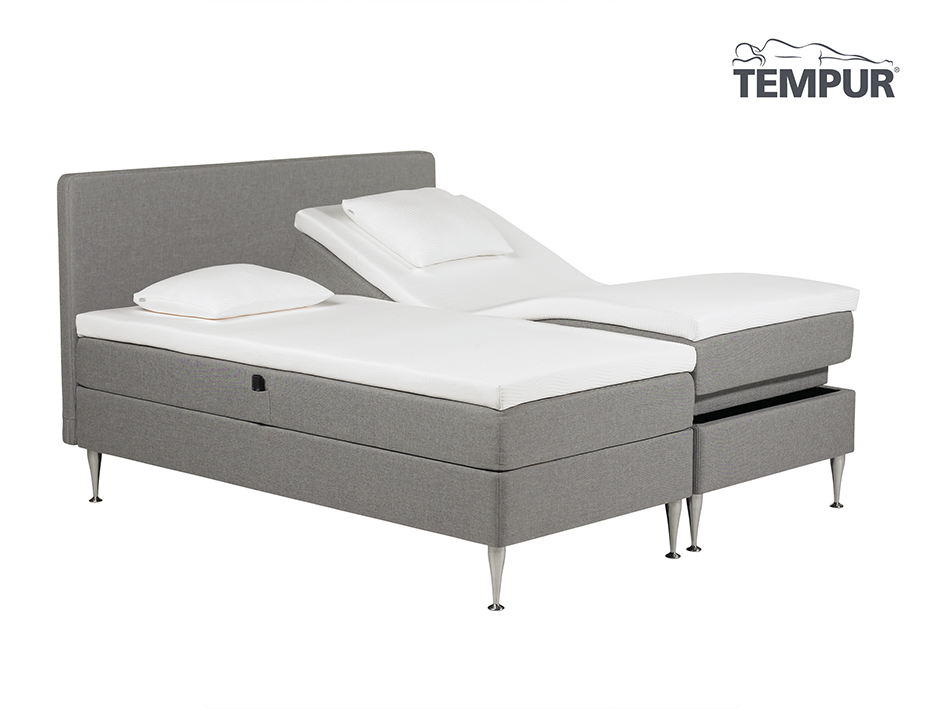 tempur seng God søvn starter i en god seng! TEMPUR Adjustable Bokselevation. tempur seng