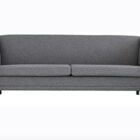 Grå London sofa Nielaus