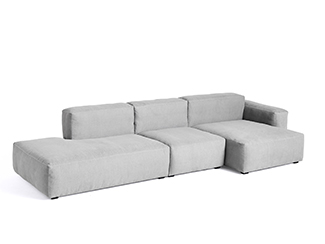 Mags Soft Hay sofa 3 seater