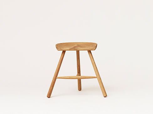 Shoemakers Chair - Lille - eg olie