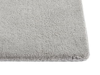 Raw Rug No. 2 - Light Grey
