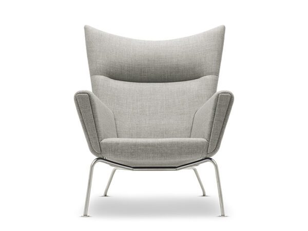 Wing Chair Harvest Weave