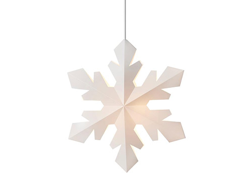 Le Klint Snowflake lampe str. medium