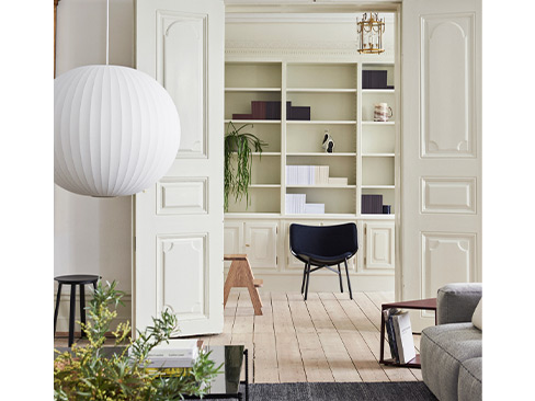 HAll med stor Ball Bubble Pendant