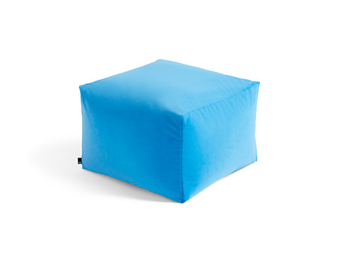 Pouf Limited Edition fra HAY i farven Bright blue