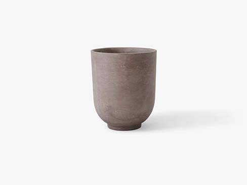 sc44 collect planter fra &tradition i silver grey